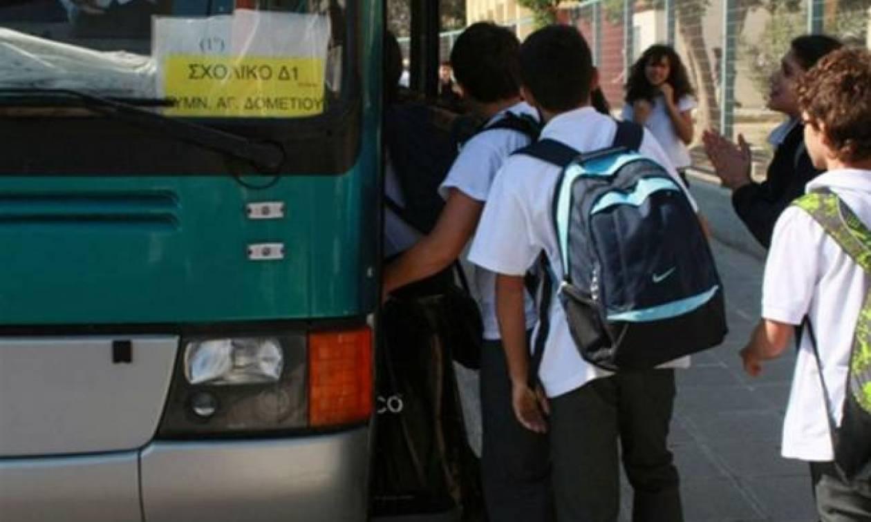 Πράξη Νομοθετικού Περιεχομένου για να λυθεί το θέμα μεταφοράς μαθητών
