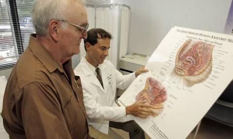 Υγεία: Προληπτικές εξετάσεις για τον καρκίνο του προστάτη