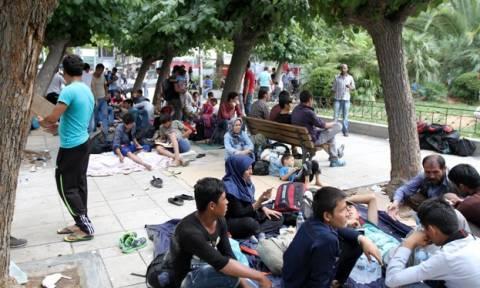 Προσφυγικό: Σύσκεψη την Παρασκευή στη Λέσβο