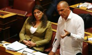 «Βόμβα» Κωνσταντοπούλου: Ετοιμάζουμε κίνηση με Βαρουφάκη και Μελανσόν για το Plan B΄