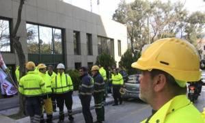 Χαλκιδική: Καταλήψεις κοινοτικών κτηρίων από κατοίκους των Μαδεμοχωρίων