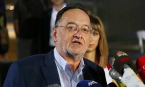 Λαφαζάνης: ΣΥΡΙΖΑ και Ν.Δ. έδωσαν εντολή να μην ψηφίσουμε την πρόταση του ΟΗΕ για το χρέος