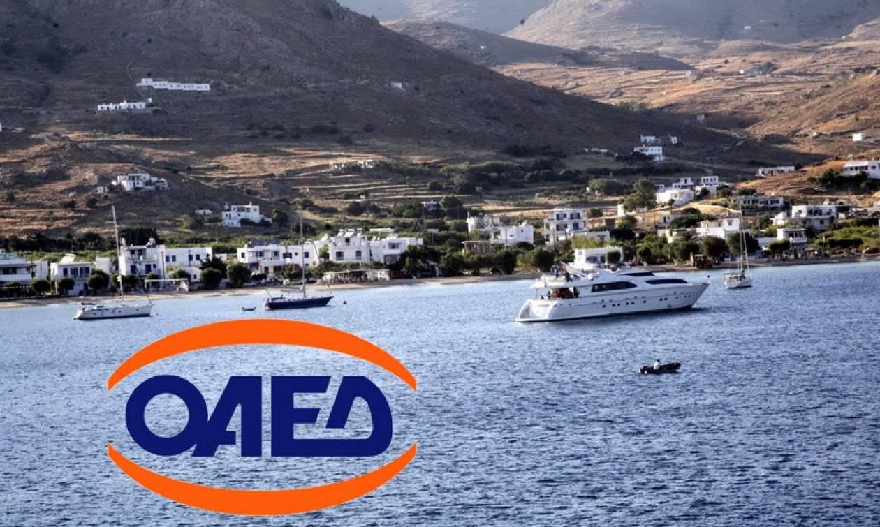 Από σήμερα (11/9) οι αιτήσεις για το πρόγραμμα επιδότησης διακοπών του ΟΑΕΔ