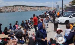 Ευρεία σύσκεψη για το μεταναστευτικό