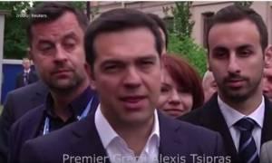«Πρωταγωνιστής» ο Τσίπρας στην προεκλογική περίοδο στην Πολωνία (video)