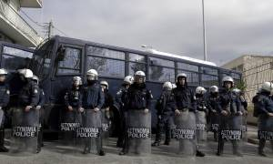 Υπό αστυνομικό «κλοιό» ο Πειραιάς το απόγευμα της Παρασκευής (11/9)