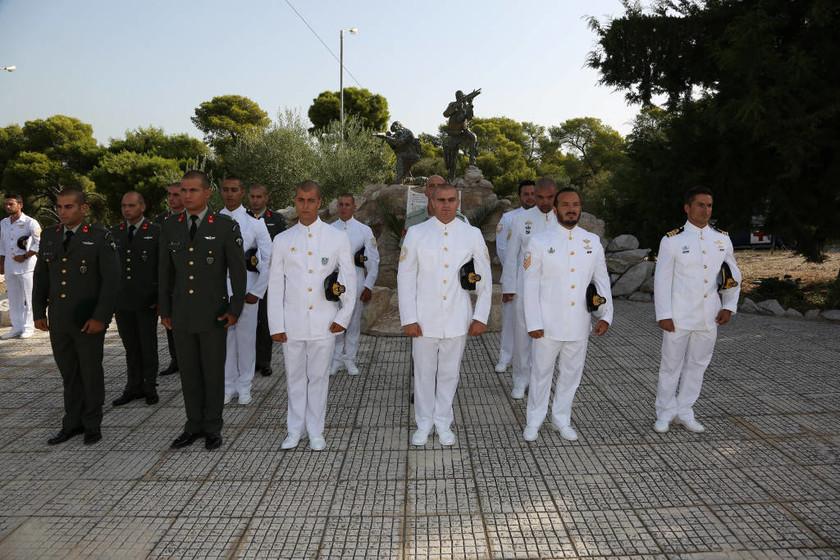 Αποφοίτηση νέων στελεχών υποβρύχιων καταστροφών (pics)