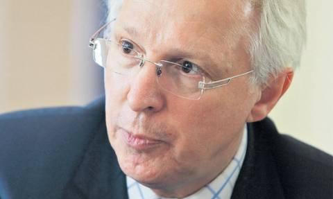 Ο Διοικητής της Τράπεζας Αναπτύξεως του Συμβουλίου της Ευρώπης στην Κύπρο