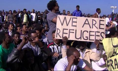Γερμανία: Επί ποδός 4.000 στρατιώτες για την άφιξη προσφύγων