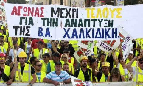 Εκλογές 2015: Δέσμευση Μεϊμαράκη για τη λειτουργία των μεταλλείων