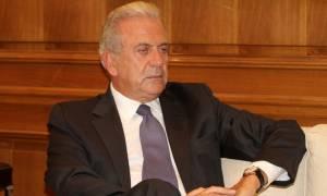 Αβραμόπουλος: Κρας τεστ για την Ευρώπη η προσφυγική κρίση