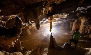 Βιετνάμ: Ανακαλύφθηκε σπήλαιο εκπληκτικής ομορφιάς (photos)