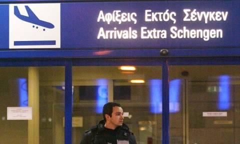 Ο «καλόγερος» που συνελήφθη στο αεροδρόμιο ήταν αρχιχούλιγκαν δολοφόνος