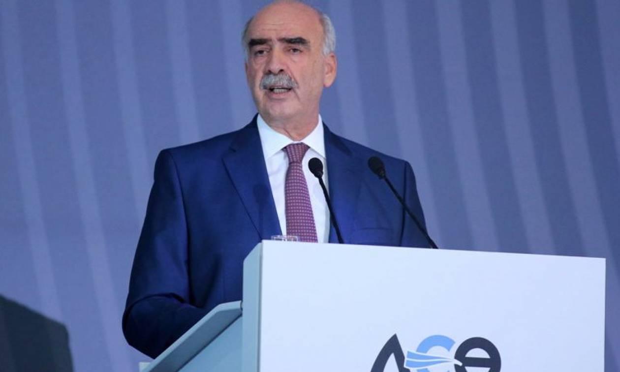 Μεϊμαράκης στη ΔΕΘ: Πρωθυπουργός του 60άευρου ο Τσίπρας! (video)