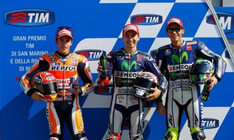 MotoGP Grand Prix Misano: Ο Lorenzo στην pole position (photos)