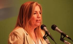 Εκλογές 2015 - Γεννηματά: Ο Τσίπρας βιάζεται γιατί φοβάται
