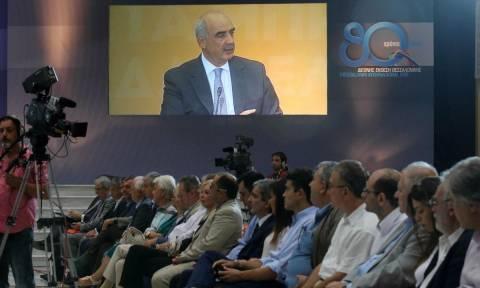 Μεϊμαράκης: Συζητάω το ενδεχόμενο ο Τσίπρας να είναι αντιπρόεδρος της κυβέρνησής μου