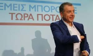 Σταύρος Θεοδωράκης: Αν το «Ποτάμι» πάρει 10% θα μας ακούσουν