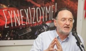 Λαφαζάνης: Η χώρα οδεύει σε μια μεγάλη συμμαχία ΣΥΡΙΖΑ - Νέας Δημοκρατίας