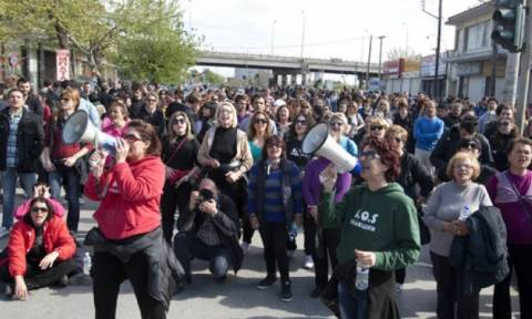 Χαλκιδική: Κινητοποίηση στην Ιερισσό κατά της εξόρυξης χρυσού