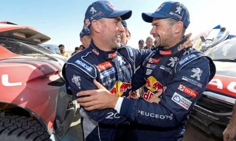 China Silk Road Rally: Θριαμβευτικό 1-2 της Peugeot