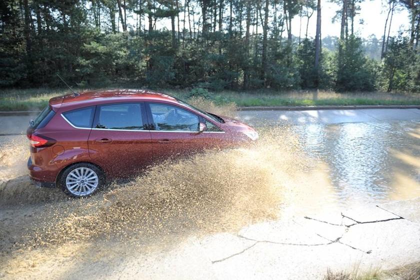 Ford: Οι δοκιμαστές της Ford ερευνούν