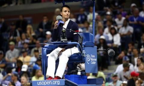 Έγραψε ιστορία η Χαλκιδέα Εύα Ασδεράκη στον τελικό US Open