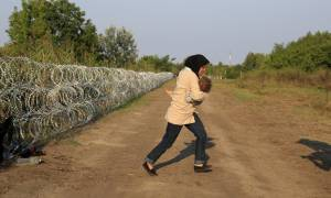 Αριθμός ρεκόρ προσφύγων εισήλθε χθες στην Ουγγαρία