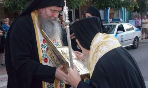 Στο Αγρίνιο το Τίμιο Ξύλο της Μονής Ξηροποτάμου Αγίου Όρους