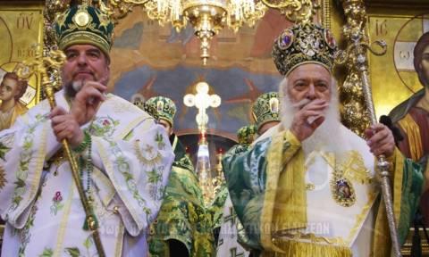 Το Λείψανο του Αγίου Συμεών του Στυλίτη στην Ουκρανία