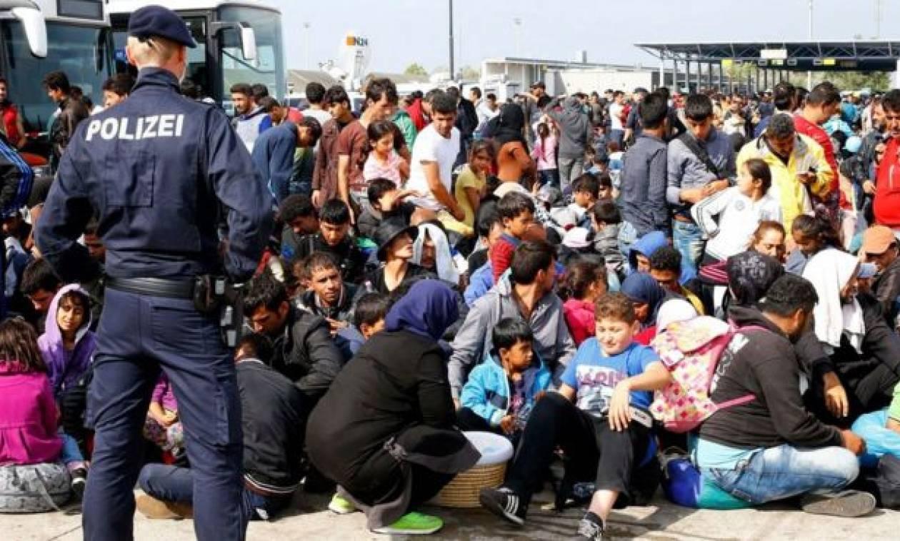 Συνοριακοί έλεγχοι πλέον και στην Αυστρία