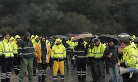 Πορεία μεταλλωρύχων την Τρίτη (15/09) στη Θεσσαλονίκη