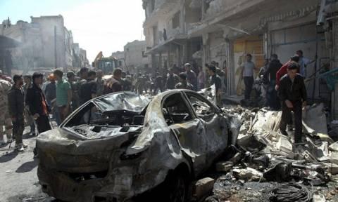 Συρία: Νέα επίθεση αυτοκτονίας με τουλάχιστον 20 νεκρούς
