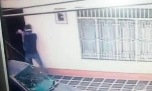 Βίντεο - σοκ: Κάμερα κατέγραψε τη δολοφονία Κολομβιανής δημοσιογράφου