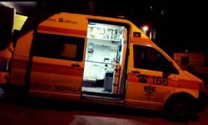 Τρίκαλα: Διασωληνωμένος 13χρονος που έπεσε με το ποδήλατο