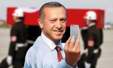 Τουρκία: Χαμός με εξώφυλλο περιοδικού που… τόλμησε να «σατιρίσει» τον Ερντογάν (pic)