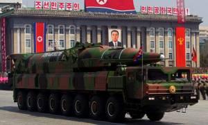 Η Βόρεια Κορέα βελτιώνει τα πυρηνικά της όπλα