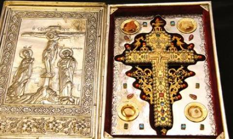 Για πρώτη φορά τα λείψανα των Κολυβάδων Αγ.Πατέρων και Αγ. Νεκταρίου, Αγ. Λουκά στο Βύρωνα
