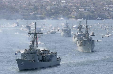 Αυστραλία: Το μεγαλύτερο εξοπλιστικό πρόγραμμα στην ιστορία του Πολεμικού Ναυτικού