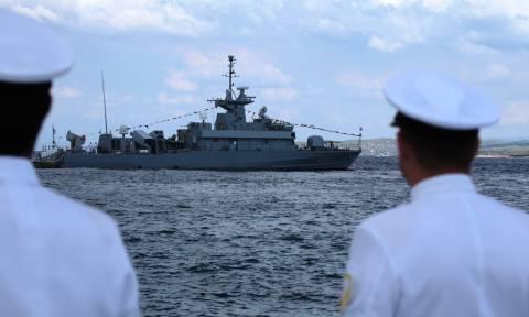 Συμμετοχή του Πολεμικού Ναυτικού στην «Αρμάτα 2015»(pics)