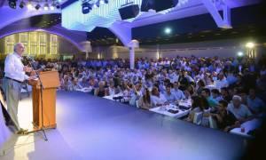 Αποτελέσματα εκλογών 2015 - Την Πέμπτη (17/09) η κεντρική ομιλία του Μεϊμαράκη