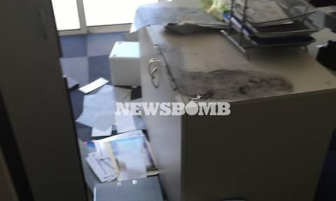 Ποινικές διώξεις για την εισβολή αντιεξουσιαστών στα γραφεία του ΤΑΙΠΕΔ