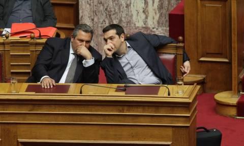 Ποιοι επιθυμούν διακαώς τον αποκλεισμό του Πάνου Καμμένου από την επόμενη Βουλή;