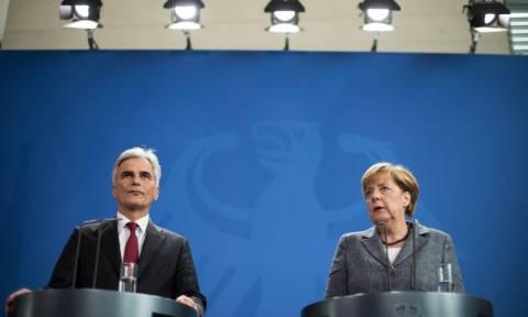 Το «ευχαριστώ» του Φάιμαν στην Μέρκελ που δεν έκλεισε τα σύνορα με την Αυστρία
