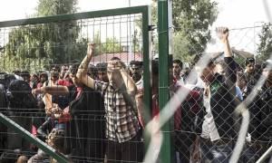 Η Κροατία αντιμέτωπη με την προσφυγική ροή