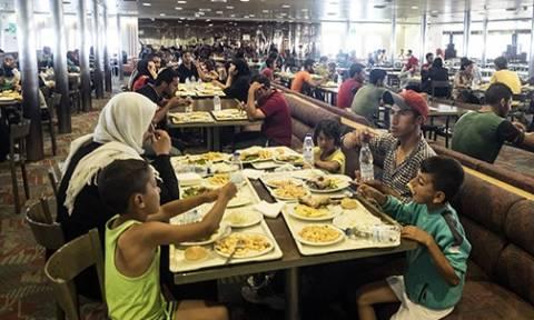 «Οι Σύριοι πρόσφυγες δεν έχουν σκίσει ούτε μισή καρέκλα»