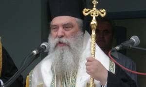 Δεν θα εορτάσει τα ονομαστήριά του ο Μητροπολίτης Σπάρτης