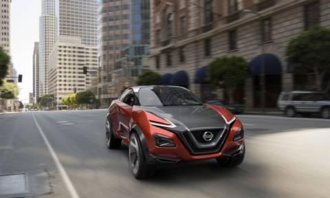 Nissan: Στο 66ο Σαλόνι Αυτοκινήτου της Φρανκφούρτης (photos)