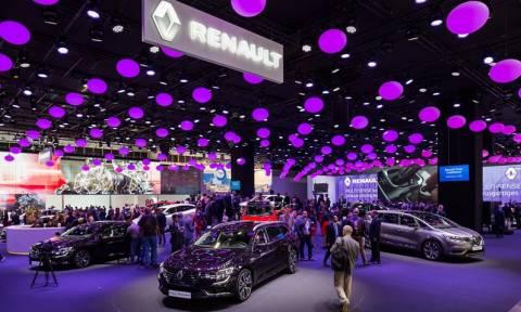 Renault: Στην Διεθνή Έκθεση της Φρανκφούρτης