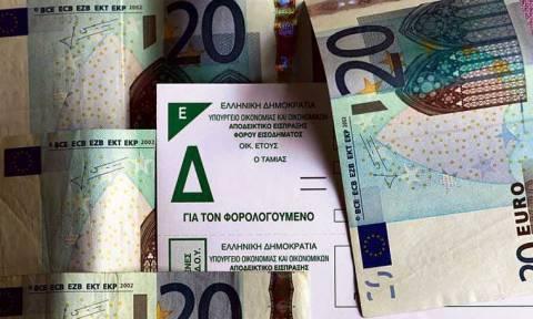 Οι εκλογές τελειώνουν, η… λυπητερή της εφορίας για 500.000 υπόχρεους έρχεται
